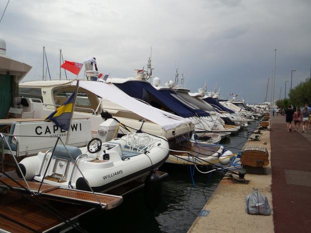 Saint Tropez yacht